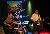 Bruce Payne and the Badmen zu Gast bei Blues in Town in Wernau